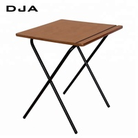 europe college Church MDF Folding Exam study table foldable study table folding school reading desk/ table