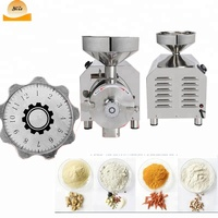 Commercial grain flour mill grinder for sale Small rice herb spice chilli powder grinding milling machine srilanka