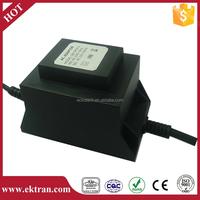 IP68 water proof encapsulated transformer