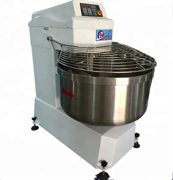 Bakery Equipment Commercial Dough Kneading Machine 100 Kg Bread ...