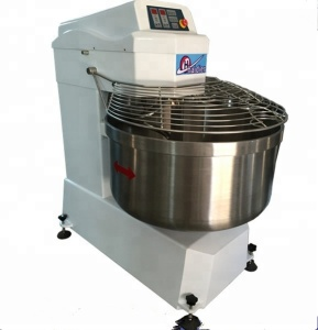 bakery equipment commercial Dough Kneading machine 50 kg Spiral Dough Mixer