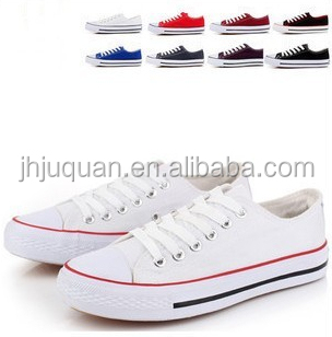 wholesale canvas shoes 2016 New Model Canvas Shoes Cheap Factory Wholesale Canvas Shoes In ...