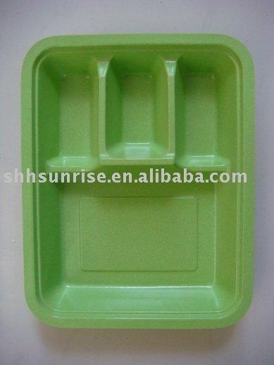 Eco friendly biodegradable bamboo fibre tableware / plate & China Eco Friendly Bamboo Plates Wholesale ?? - Alibaba