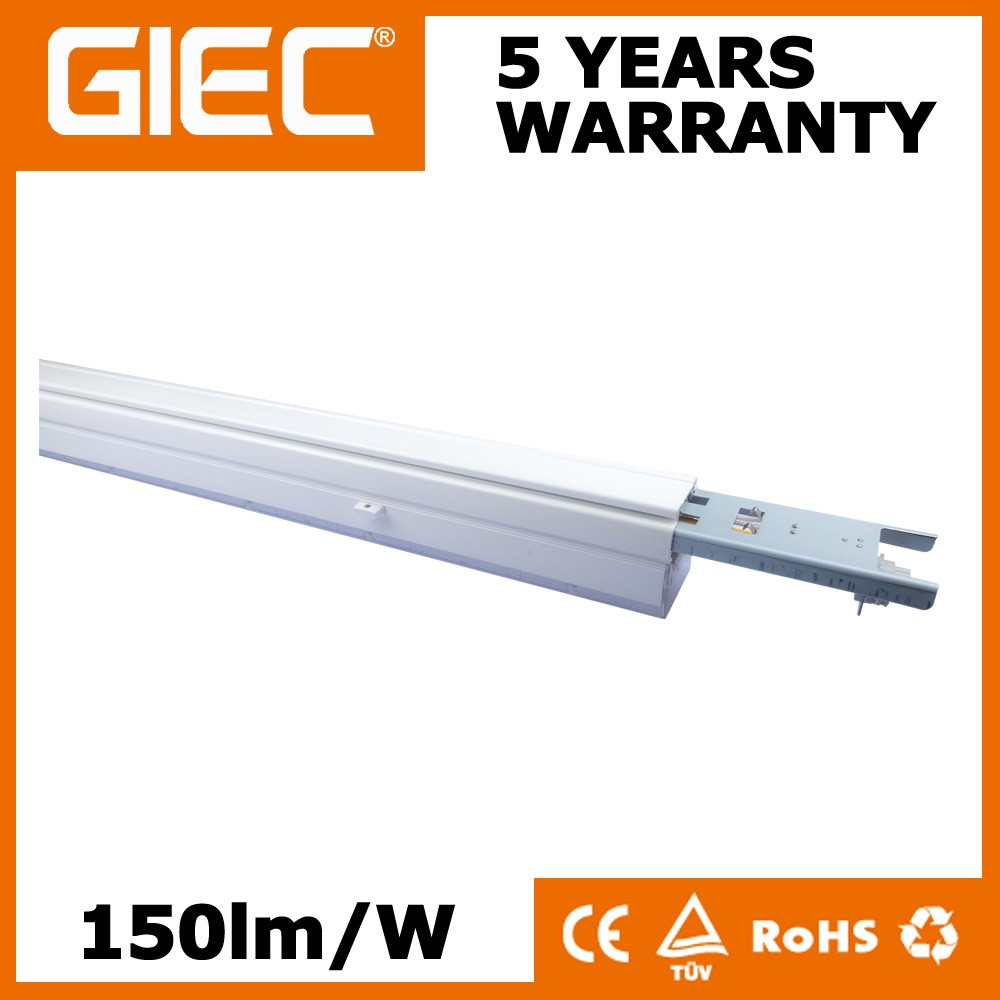Factory price 1500mm 3000mm indoor / outdoor LED linear light cable trunking system