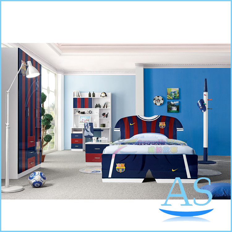 Modren Hot Sale Kids Bedroom Furniture Children Bedroom
