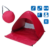 Wholesale sunshade tent automatic beach tent pop up tent