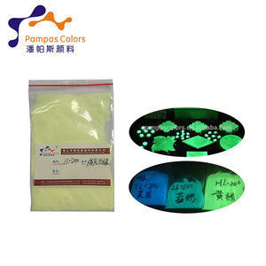 Photoluminescent luminescent application Spraying Paint, Plastic Dip, Silicone Rubber,Safety Signs Glow in the dark pigment
