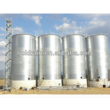 1000t assembled grain storage silo/Corn silo/Wheat silo