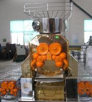 Commercial industrial juicers making orange juicer machine