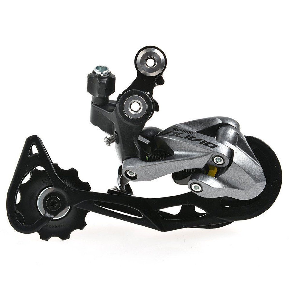 Shimano Alivio RD//M430 9-Speed Bicycle Rear Bike Derailleur Pulley Set