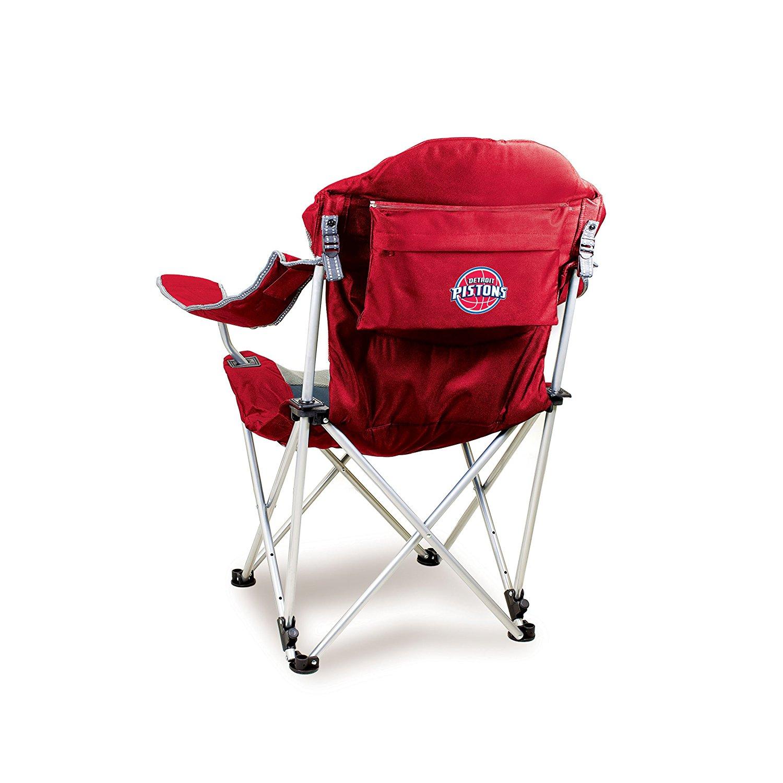 NBA Detroit Pistons Reclining Camp Chair