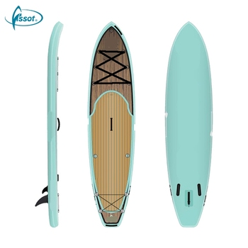 Hot selling inflatable sup paddle board custom boards longboard surfboard
