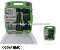 197pcs electrical rotary hand power tool set with GS / CE certification