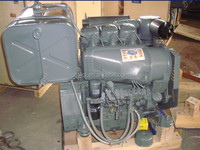 4 Strokes Duetz Air Cooled Diesel Engines 44kw F4L912W 4 Cylinders