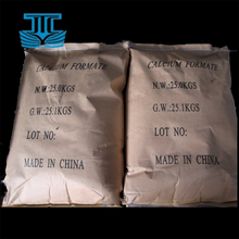 China calcium formate with CAS 544-17-2 industrial grade price