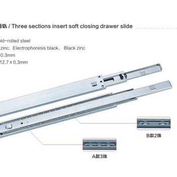 45mm Kogellager Scharnier En Het Plaatsen Van Type Lade Geleiders Buy Slidebal Gidsenlade Bal Gidsen Product On Alibabacom
