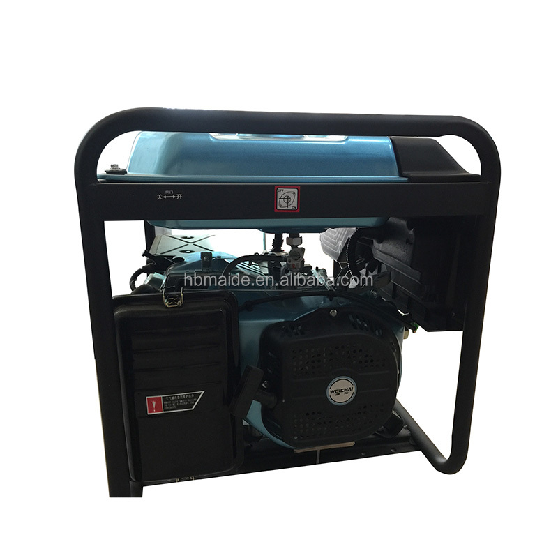 super silent ac three phase alternator 380v 5 kw from manufacture