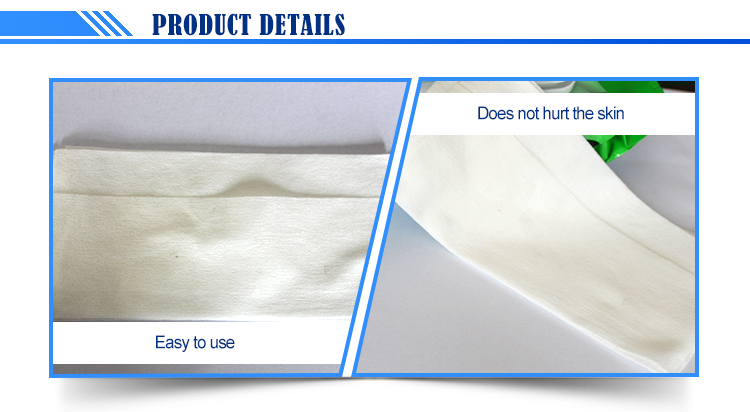 High-grade spunlace non-woven fabric Suitable for all types of glass clean towel