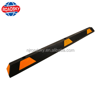 Garage Parking Stop >> 50 183cm Rubber Warning Car Garage Parking Stop Buy Garage Parking