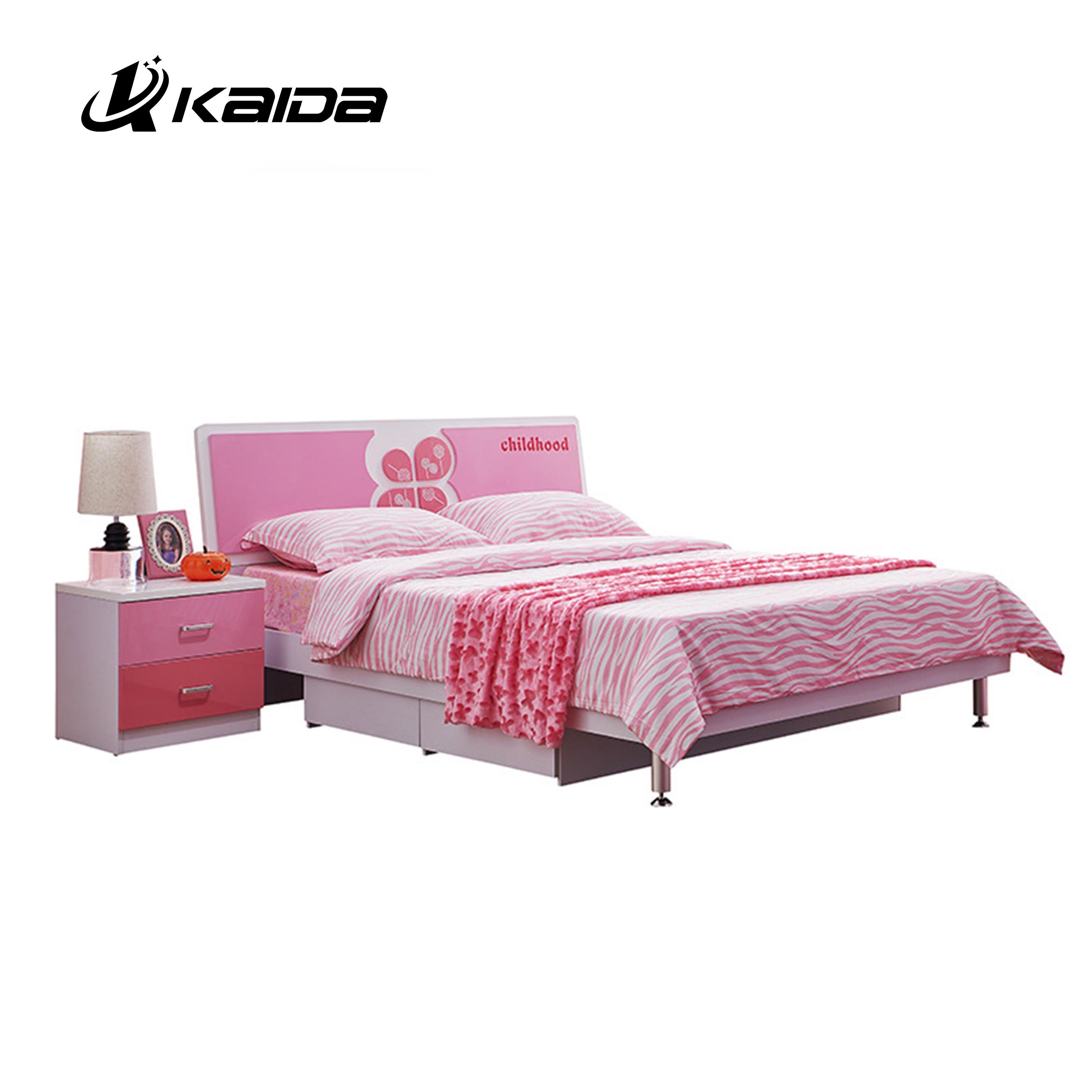 914190761891 Nuevos productos de venta caliente de madera de un solo precio de cama de  dormitorio de
