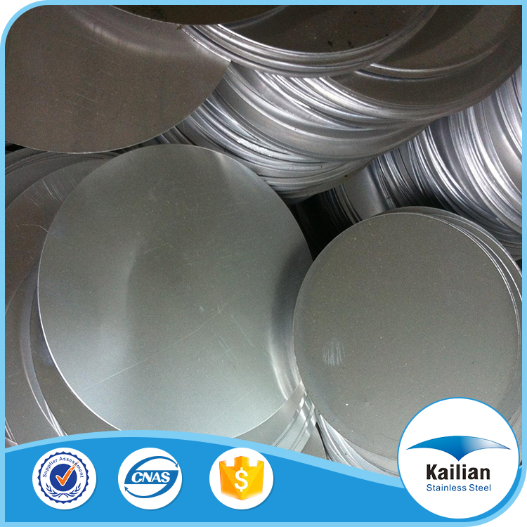 China Kailian Factory Customized Stainless Steel Circle