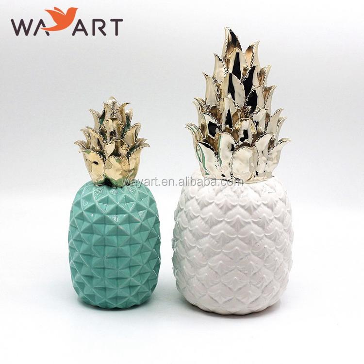 Office Decor Large White Ceramic Pinele Ornament Set Product On Alibaba