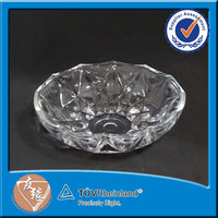 Custom made decorative glass lamp shades for table lamp