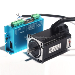 high quality Leadshine NEMA 23 Closed Loop Stepper motor HBS507+573HBM20-1000