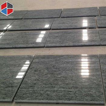 Grey granite safety stair tread