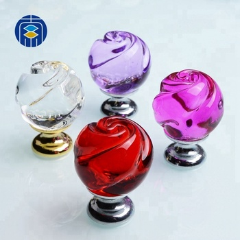 Rose designs knobs wholesale glass door knobs and handles for kitchen cabinets
