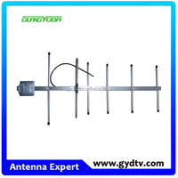 Strong signal UHF Outdoor Yagi 433MHz Antennas with 10dbi high gain