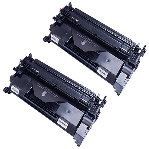 4Benefit Premium HP26A(CF226A) Compatible Toner Cartridge Replacement For Laserjet Pro M402dn(C5F94A), M402dne(C5J91A), M402dw(C5F95A), M402n(C5F93A), ProMFP M426fdn(F6W14A), M426fdw(F6W15A) (2-pack)