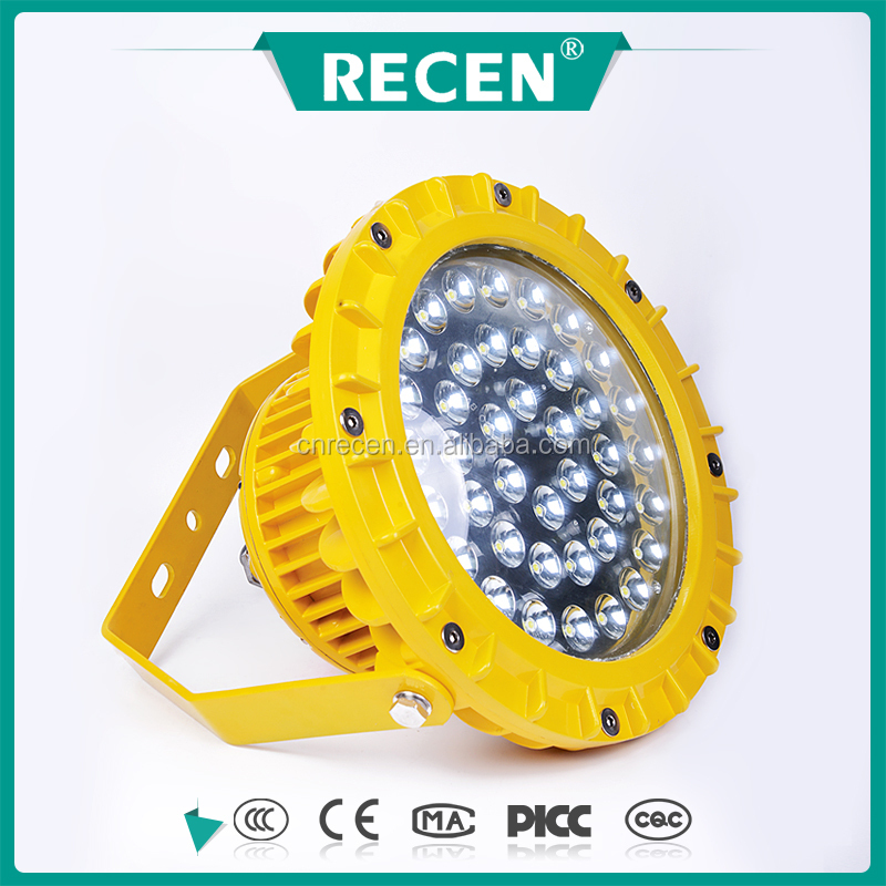 RFBL155-L100 explosion proof led tunnel flood light miners work light explosive proof led lamp
