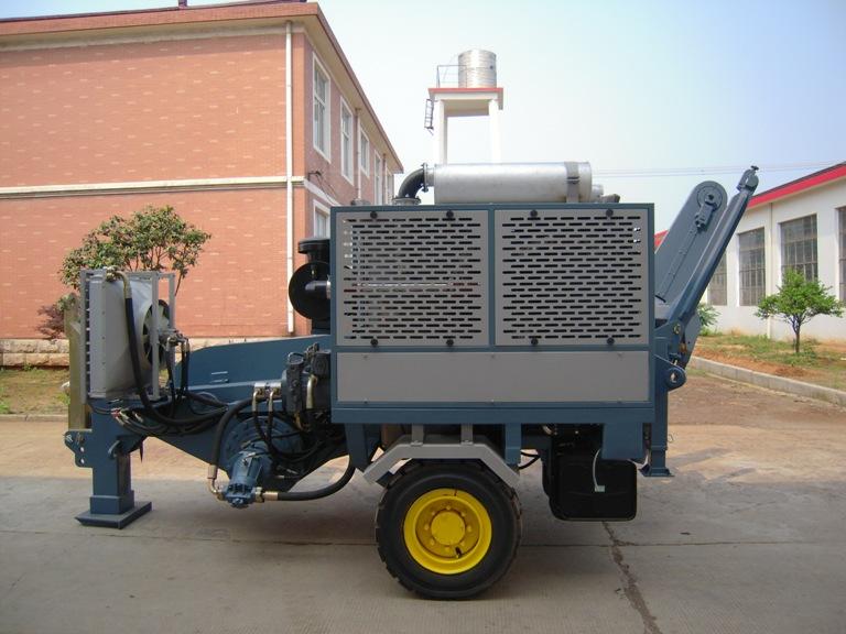 장비 190kn 전기 케이블 당기는 기계