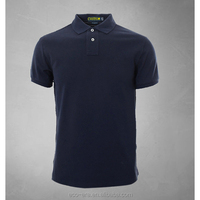Stock Lot American Apparel Made In China Mens Polo Shirt