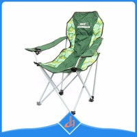 Wholesale outdoor travel green unique zebra camp chair