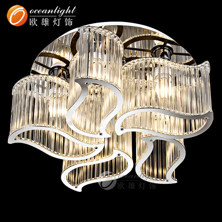 Glass Flower Ceiling Light, Glass Flower Ceiling Light Suppliers And  Manufacturers At Alibaba.com