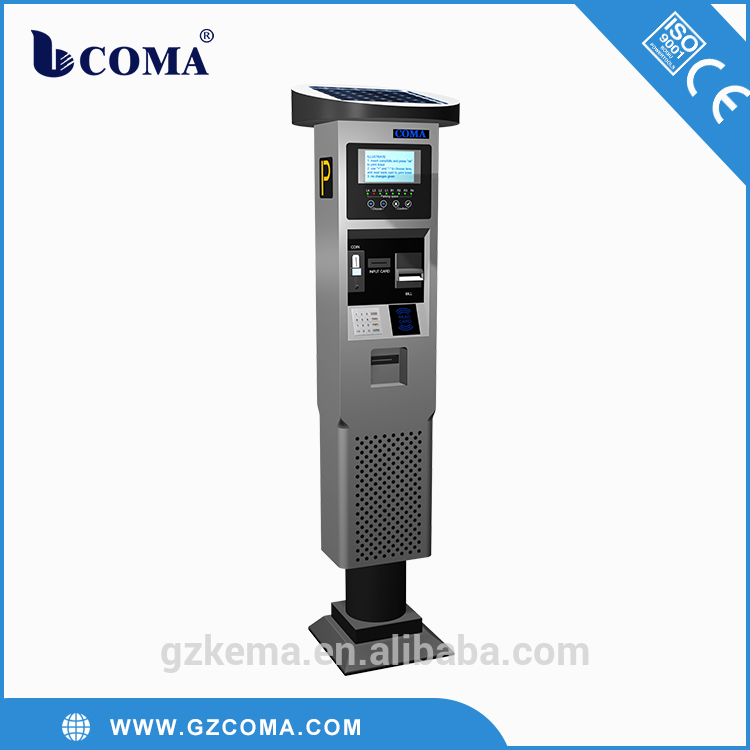 pay & display parking pay station parking meter system