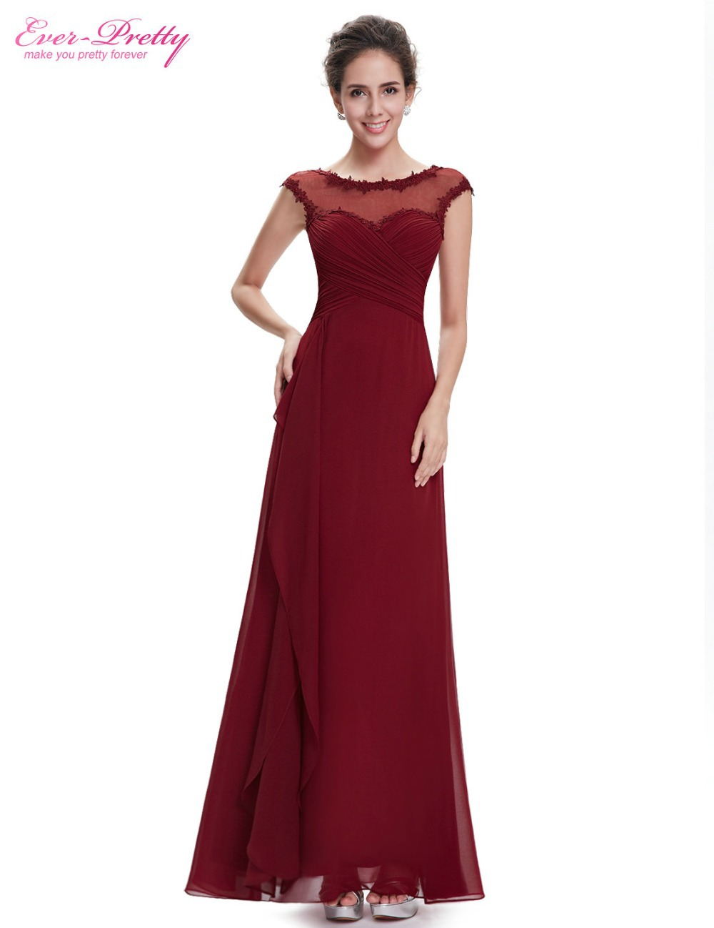 evening dress ever pretty he08619rd elegant vestido women dresses robe de soiree long evening. Black Bedroom Furniture Sets. Home Design Ideas