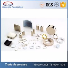 Permanent Type and Ring magnet Shape plastic 4/ 8/ 12 poles magnet