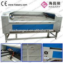 Advanced tech Hasary laser cutting machine for ally shoes
