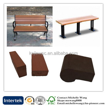 Magnificent Hot Sale Wood Plastic Composite Garden Wood Bench Slats Park Bench Slats Wooden Slats For Bench View Wood Bench Slats Xianfeng Product Details Ocoug Best Dining Table And Chair Ideas Images Ocougorg