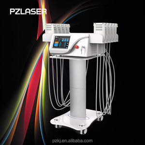 5 In 1 System Cryo Lipolysis+vacuum+bipolar Rf+roller+led For Body Slimming Med-360+ Led Controller
