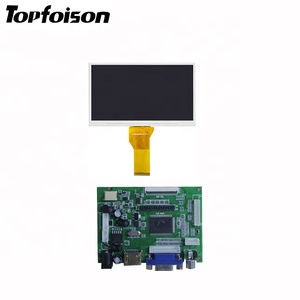 "2018 New Arrival China supplier 7"" tft lcd controller board"