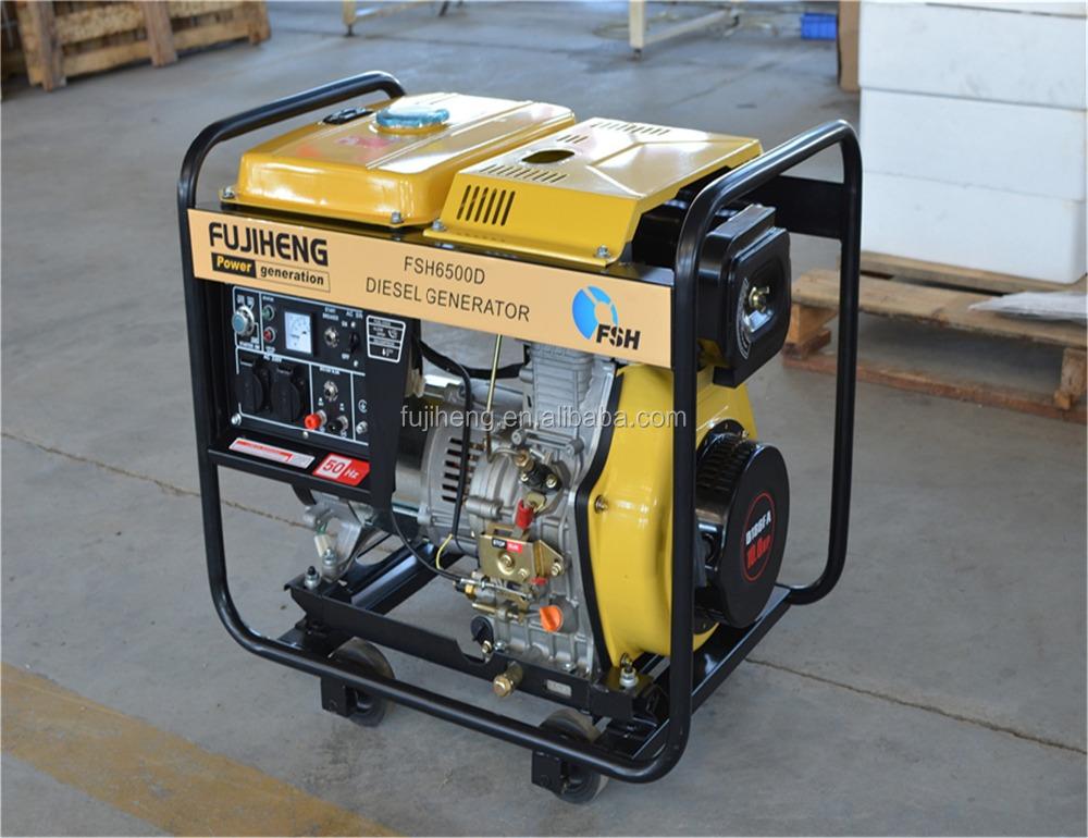 Portable Generator Diesel 3kva With Price,3kw Diesel Power Generator For  Sale,Small Silent Diesel Generator Set - Buy Diesel