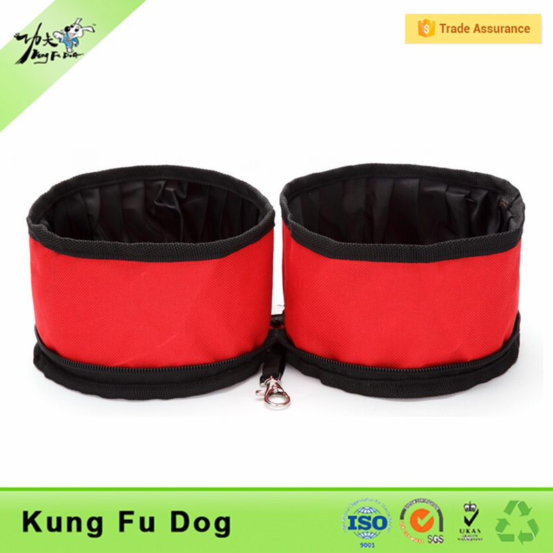 online shopping waterproof dog bowl dog travel feeder china supplier foldable dog bowl