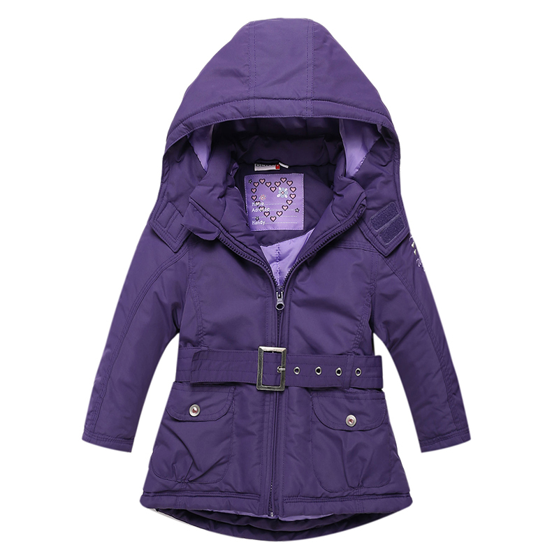 Girls Jackets and Coats 2015 Brand Girls Winter Coat with ...