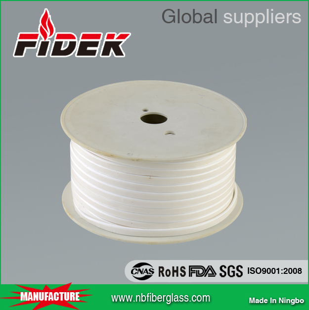 Satışa düşük fiyat Harcanan conta ambalaj karbon fiber sızdırmazlık PTFE ambalaj