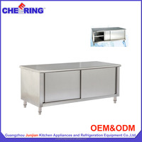 space-saving used restaurant cabinets steel storage work cabinets