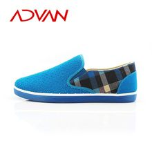 New Arrival Low Cut Blue Casual Men Mesh shoes air sport men shoes